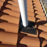 Replacement Flashings, Roofing Repairs Christchurch. Odonnell Brick and Tile