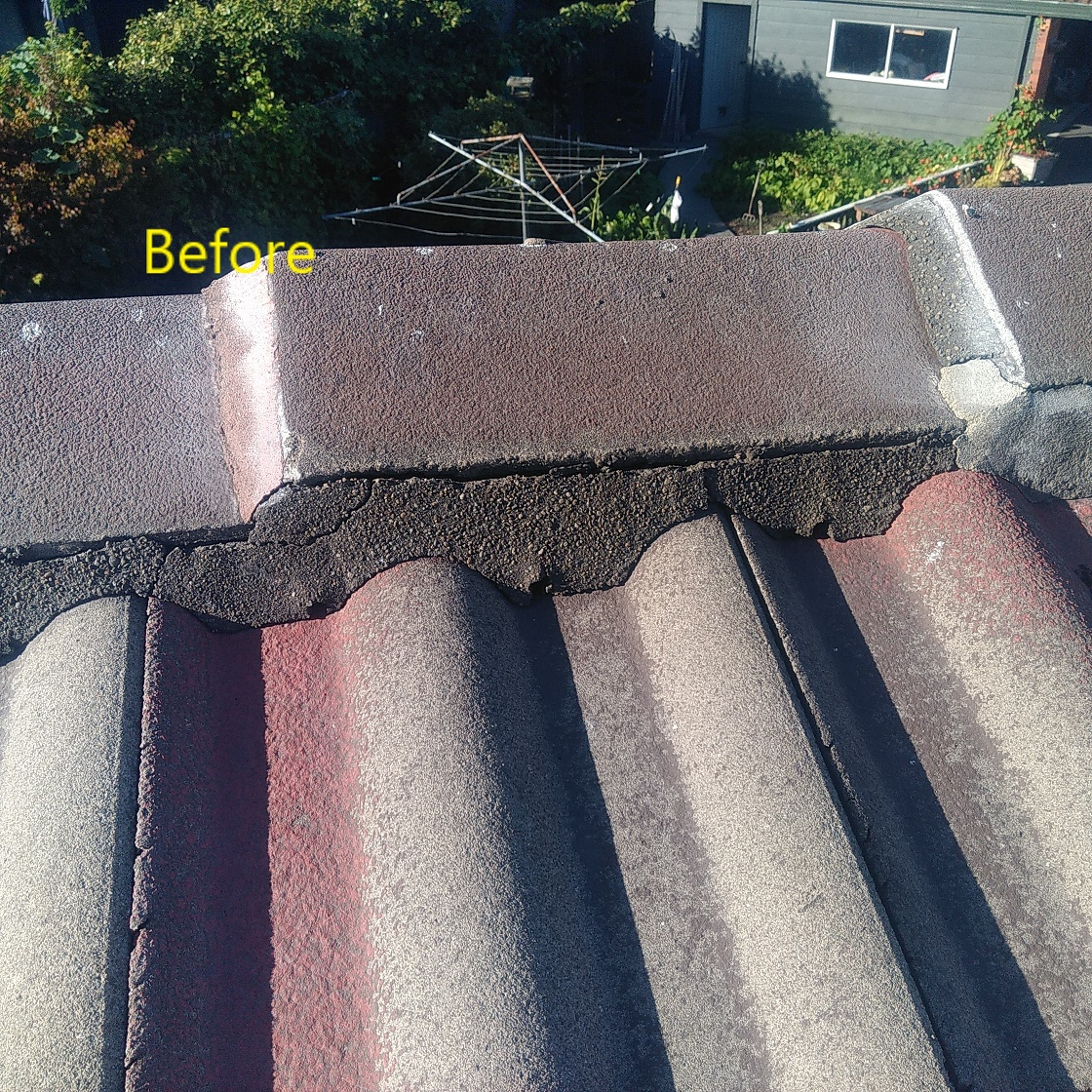 Repointing Roofing Contractors Christchurch and Canterbury