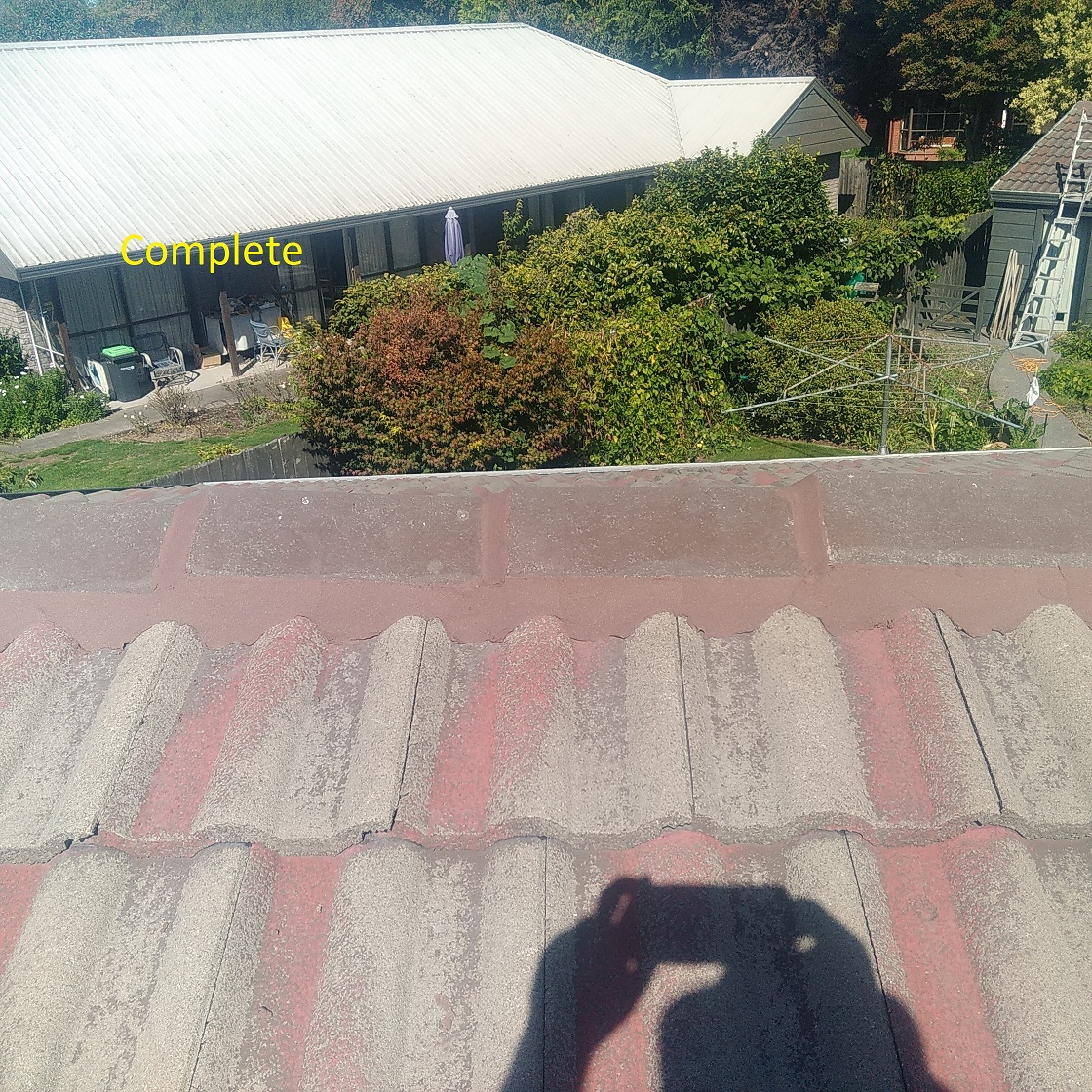 Repointing and Roof Repairs, Roofing Contractors Christchurch and Canterbury Region